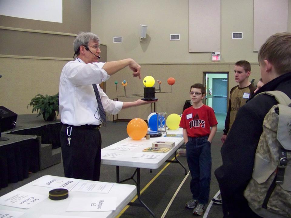 Explaining the Solar System